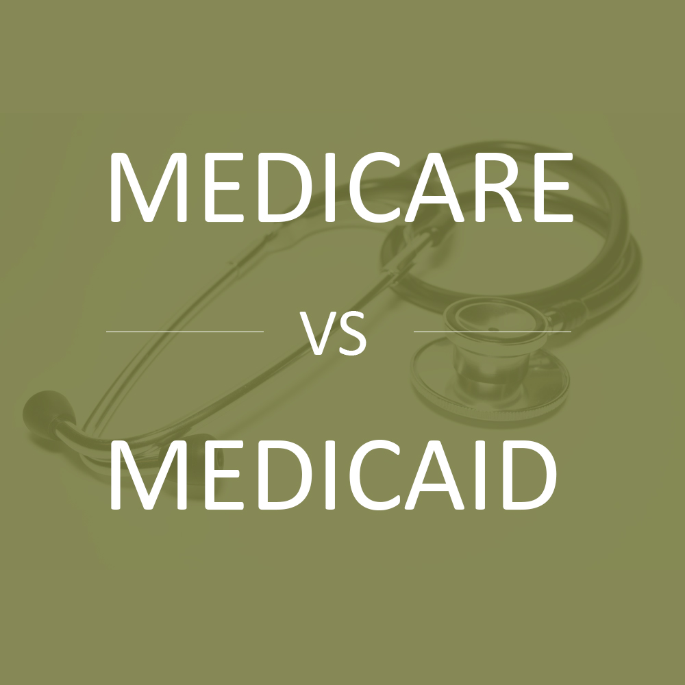 Medicare vs. Medicaid: What's the Difference?