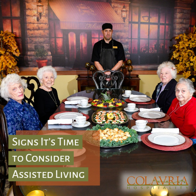 6 Signs It's Time to Consider Assisted Living