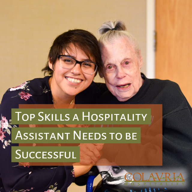 The Top 10 Skills a Hospitality Assistant Needs to be Successful
