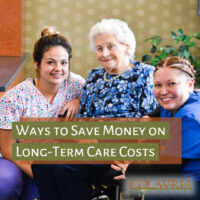 6 Ways to Save Money on Long-Term Care Costs